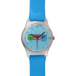 Occupational Therapist Wrist Watches
