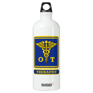 Occupational Therapist Water Bottle
