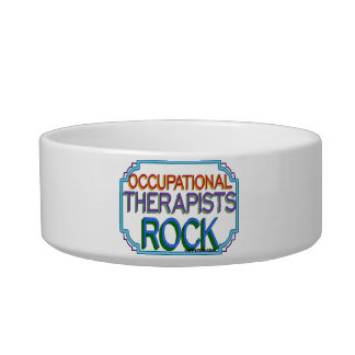 Occupational Therapists Rock Bowl