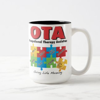 Occupational Therapy Assistant Mug
