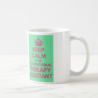 Occupational Therapy Assistant Mug COTA