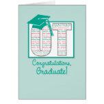 Occupational Therapy Graduation Congratulations, O Card