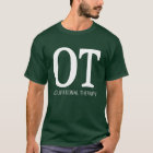 Occupational Therapy Graphic T-shirt