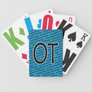 Occupational Therapy Low Vision Playing Cards