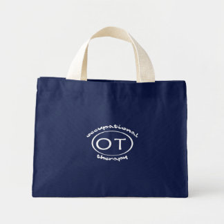 Occupational Therapy Mini Tote Bag