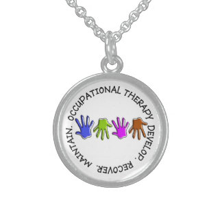 Occupational Therapy Necklace Pendant