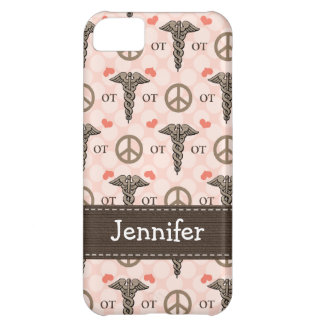 Occupational Therapy OT Caduceus iPhone 5C Cover