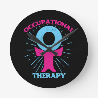 Occupational Therapy OT Therapist Round Clock