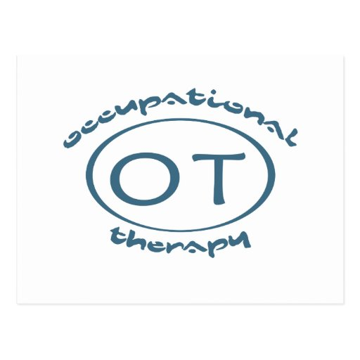 Occupational Therapy Post Cards