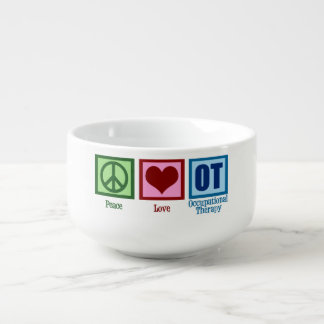 Occupational Therapy Soup Mug