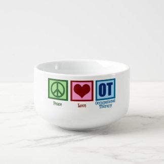 Occupational Therapy Soup Mug