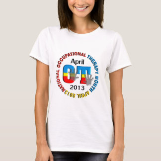 Occupational Therapy T-Shirt National OT Month