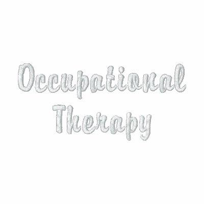 Occupational Therapy Warm Jacket