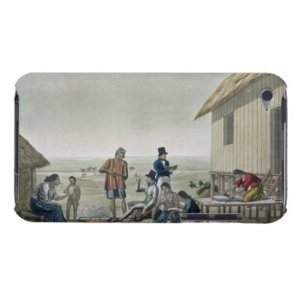 Occupations of the Agagna people, Mariana Islands, Case-Mate iPod Touch Case