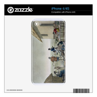 Occupations of the Agagna people, Mariana Islands, iPhone 4 Skin