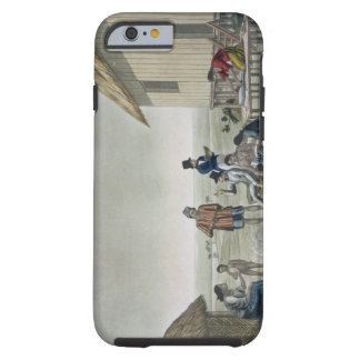 Occupations of the Agagna people, Mariana Islands, Tough iPhone 6 Case