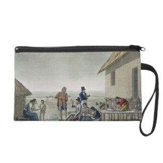 Occupations of the Agagna people, Mariana Islands, Wristlet Purse