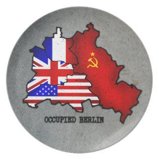 Occupied Berlin Plates