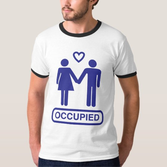 occupied couple T-Shirt