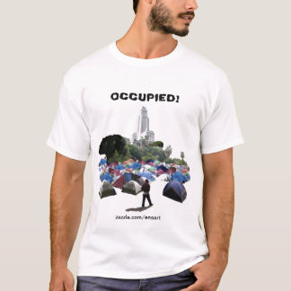 Occupied!  (Los Angeles) T-Shirt