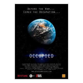 Occupied Teaser Poster XL