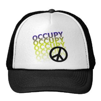 OCCUPY58 TRUCKER HAT