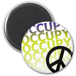 OCCUPY58 MAGNET