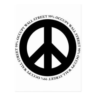 Occupy-11 Postcard