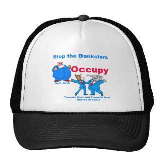 Occupy #2 trucker hat