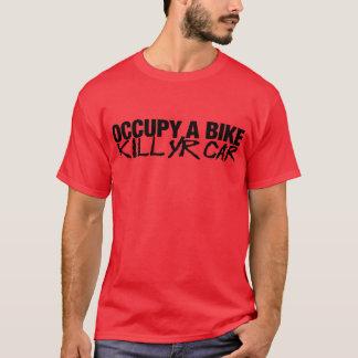 occupy a bike T-Shirt