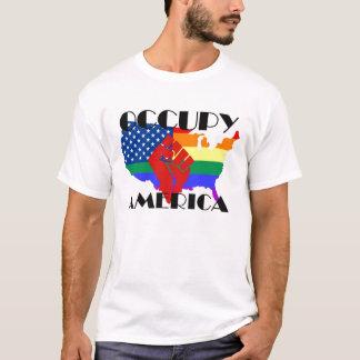 occupy america 2 T-Shirt