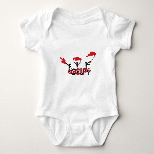 Occupy Baby Bodysuit