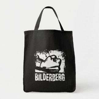 Occupy Bilderberg Canvas Bag