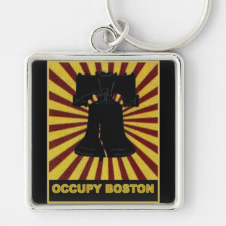 Occupy Boston Flyer October 2011. Occupy Wall St Keychain
