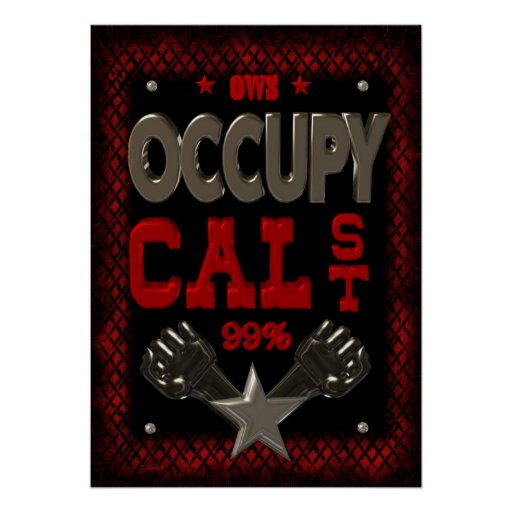 Occupy Cal state OWS protest 99 percent strong Print