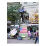 Occupy Cleveland Postcard