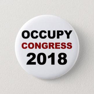 Occupy Congress 2018 Button