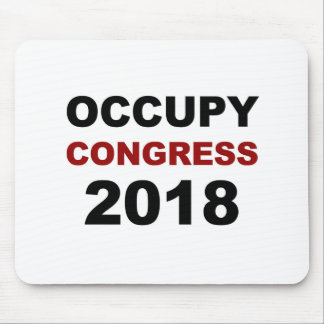 Occupy Congress 2018 Mouse Pad