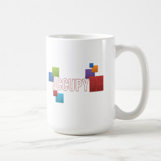 Occupy DC Coffee Mug