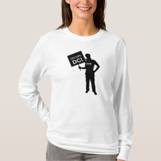 Occupy DC Sign Shirt
