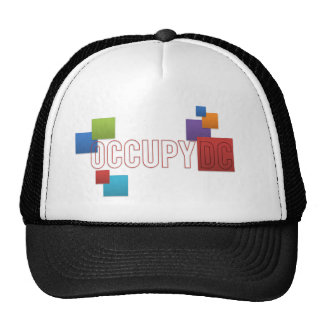 Occupy DC Trucker Hat