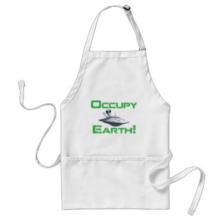 Occupy Earth! Aprons