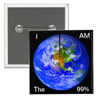 Occupy Earth Button