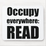 Occupy Everywhere Mouse Pad