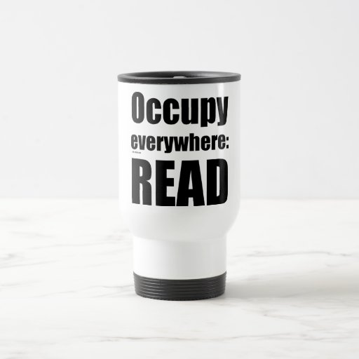 Occupy Everywhere Coffee Mugs