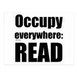 Occupy Everywhere Postcard
