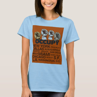 OCCUPY EVERYWHERE T-Shirt