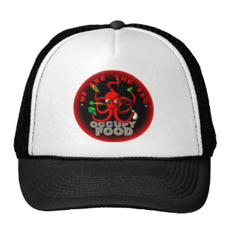Occupy food- we are the 99 trucker hat