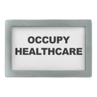 OCCUPY HEALTHCARE BELT BUCKLE