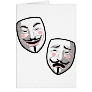 Occupy Hollywood Card